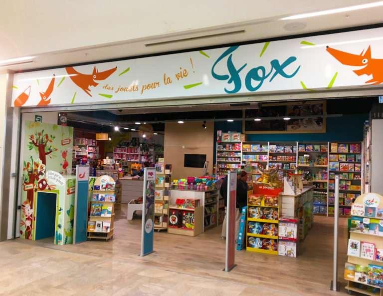 Fox & Cie - Les Bastions - winkeldiefstalbeveiliging - Resatec